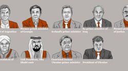Τα γραφήματα του «σκανδάλου του αιώνα» των Panama