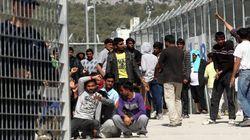 Λέσβος: Διαμαρτυρία στο hotspot της Μόριας από μετανάστες. Να κρεμαστεί από κολώνα της ΔΕΗ απειλούσε ένας από