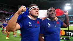 Le XV de France démarre bien sa Coupe du monde en battant de justesse