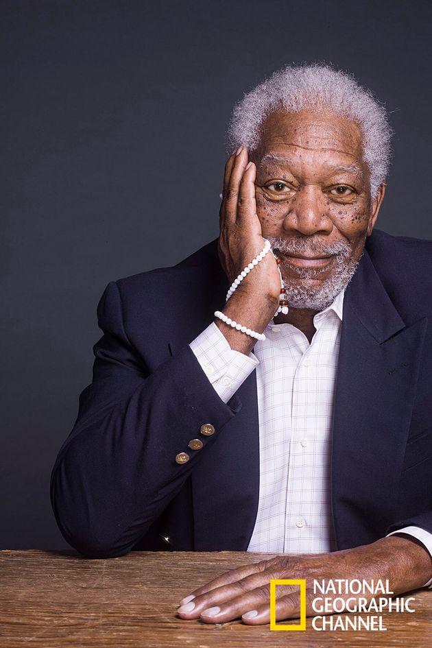 Ο Morgan Freeman μας καθηλώνει με το νέο του «ρόλο» στην «Ιστορία του Θεού», τη νέα σειρά ντοκιμαντέρ...