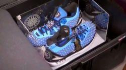 Τα πιο ακριβά αθλητικά παπούτσια στον κόσμο είναι στολισμένα με διαμάντια και κοστίζουν 4 εκατομμύρια
