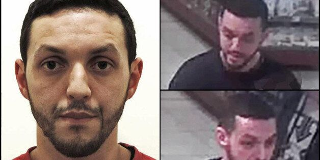 This undated photograph provided by Belgian Federal Police shows Mohamed Abrini who is wanted by police...