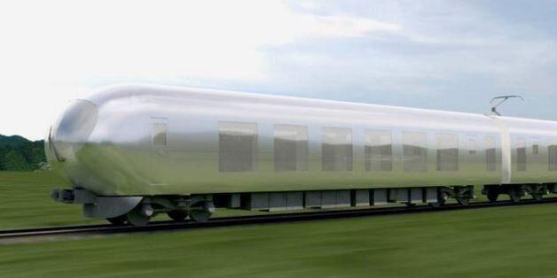Γιαπωνέζα αρχιτέκτονας σχεδιάζει το τρένο που δεν θα δείτε ποτέ να