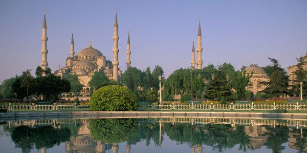 The Sultan Ahmed Mosque is a historical mosque in Istanbul, the largest city in Turkey and the capital...