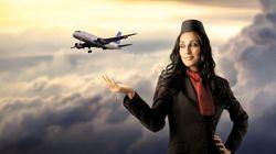Γιατί οι άνδρες ερωτεύονται τις αεροσυνοδούς; Μία ψυχολόγος