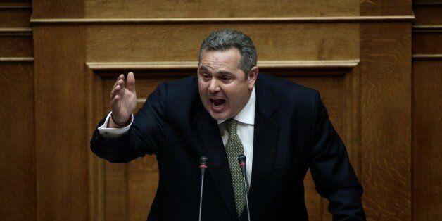 «Λεκτικό λάθος» το «Μακεδονία» του Μουζάλα, λέει τώρα ο Καμμένος και δηλώνει πως είχε υποβάλει