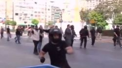 Δολοφονική επίθεση κατά κάμεραμαν στη συγκέντρωση της Χρυσής