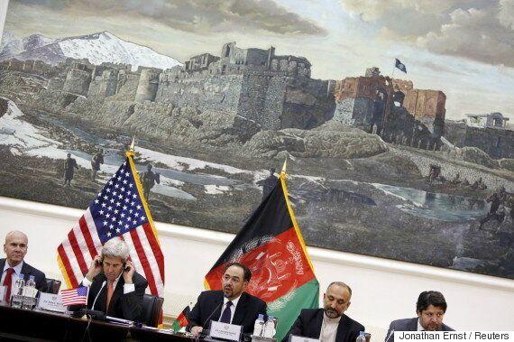 Εκρήξεις στην Καμπούλ λίγο μετά την αιφνιδιαστική επίσκεψη