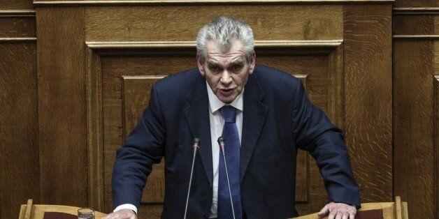 Παπαγγελόπουλος: Πρόχειρη και βλακώδης η σκευωρία εναντίον