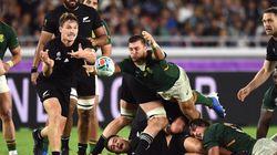 Les All Blacks battent l'Afrique du Sud dans le choc des favoris de la Coupe du