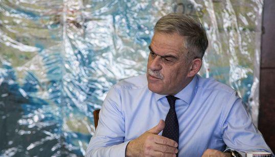 Νίκος Τόσκας στη HuffPost Greece: «Η Ειδομένη θα εκκενωθεί σε 3 εβδομάδες.Χρήση ήπιας αστυνομικής βίας μόνο σε εξαιρετικές