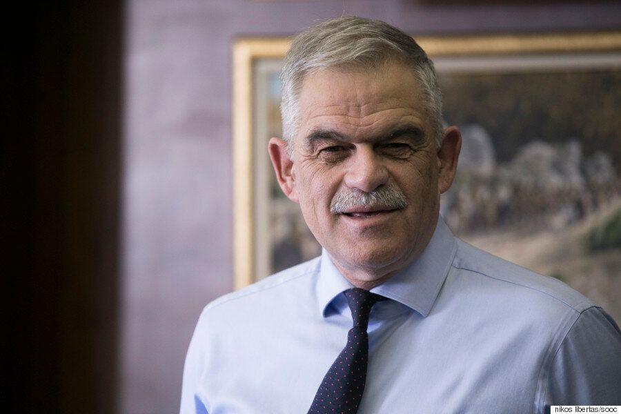 Νίκος Τόσκας στη HuffPost Greece: «Η Ειδομένη θα εκκενωθεί σε 3 εβδομάδες.Χρήση ήπιας αστυνομικής βίας...