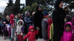 Πρόσφυγες και μετανάστες στον Κατσικά Ιωαννίνων απειλούν να καταστρέψουν σκηνές και να