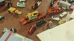 Πώς κατασκευάζονταν τα αυτοκινητάκια της Matchbox το