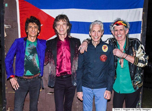 Εκατοντάδες χιλιάδες Κουβανοί πήγαν στην πρώτη ιστορική συναυλία των Rolling Stones στην