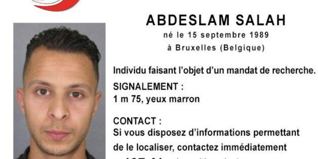 This undated file photo released Friday, Nov. 13, 2015, by French Police shows 26-year old Salah Abdeslam,...