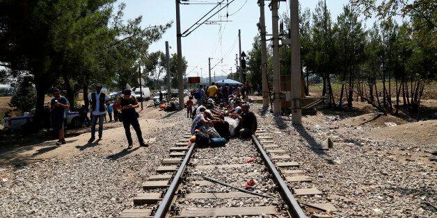 Έκλεισε και πάλι η σιδηροδρομική γραμμή στην