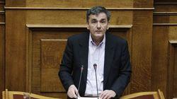 Τσακαλώτος: Μέχρι το φθινόπωρο στη Βουλή η σύμβαση για το
