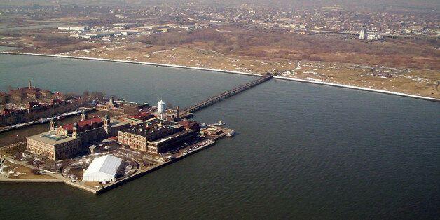 Ellis Island, New