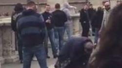 Οπαδός της Σπάρτα Πράγας φέρεται να ούρησε πάνω σε άστεγη στη