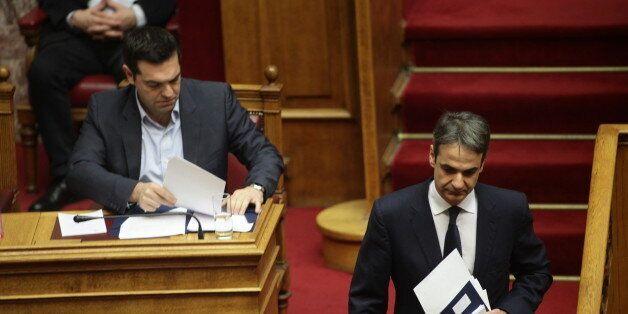 Στη Βουλή η μάχη Τσίπρα - Μητσοτάκη για τη διαφθορά. Ποια θέματα θα θίξει ο