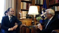 Τα μηνύματα Παυλόπουλου στον Αλβανό υπουργό