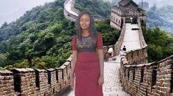 Μία Κενυάτισα ''τοποθετεί'' τον εαυτό της σε φωτογραφίες άλλων και το αποτέλεσμα είναι