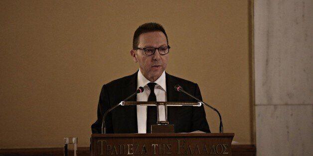 Στουρνάρας: Την κρίση δεν την προκάλεσαν τα μνημόνια αλλά η αδικαιολόγητα επεκτατική δημοσιονομική