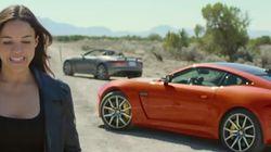 Η Μισέλ Ροντρίγκεζ ξανά στο τιμόνι: Η Letty από το Fast and Furious πηγαίνει με 323