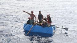 Εννέα Κουβανοί μετανάστες πνίγηκαν στη θάλασσα προσπαθώντας να φτάσουν με αυτοσχέδια λέμβο στις ακτές της