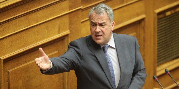 ΝΔ: Επίκαιρη ερώτηση στον πρωθυπουργό για αντιδημοκρατικές, παρακρατικές, παράνομες και ανήθικες πρακτικές...