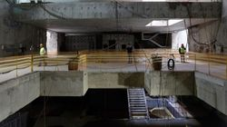 Συνεχίζονται οι εργασίες του μετρό Θεσσαλονίκης μετά από τέσσερα χρόνια. Έτοιμο το