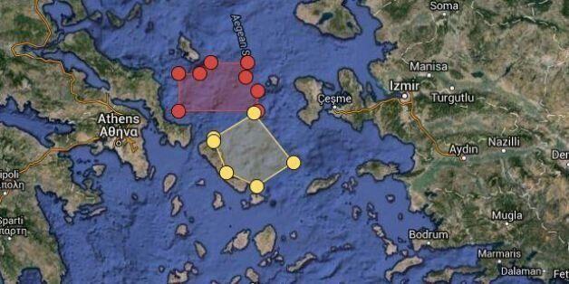Η Τουρκία βγάζει το Τσεσμέ στο Αιγαίο πριν «στεγνώσει» το μελάνι της