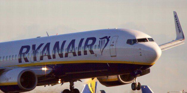 FIVE Ryanair