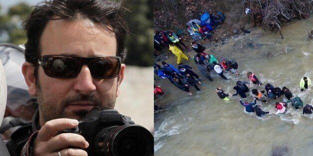 Ο Γιάννης Λιάκος που συνελήφθη στην ΠΓΔΜ μιλά στη HuffPost Greece: Μας συνέλαβε ο στρατός με τα Καλάσνικοφ...