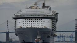 Το θαύμα της μηχανικής: Το Harmony of the seas, το μεγαλύτερο κρουαζιερόπλοιο στον κόσμο