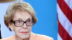Απεβίωσε η πρώην πρώτη κυρία των ΗΠΑ Νάνσι