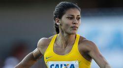 Θετική σε απαγορευμένη ουσία βρέθηκε η Βραζιλιάνα σπρίντερ Άνα Κλαούντια