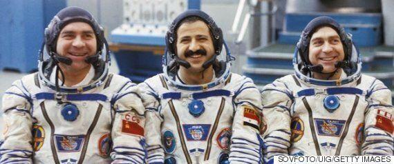 Πτώση από το Διάστημα: Πώς ο πρώτος Σύριος κοσμοναύτης έγινε