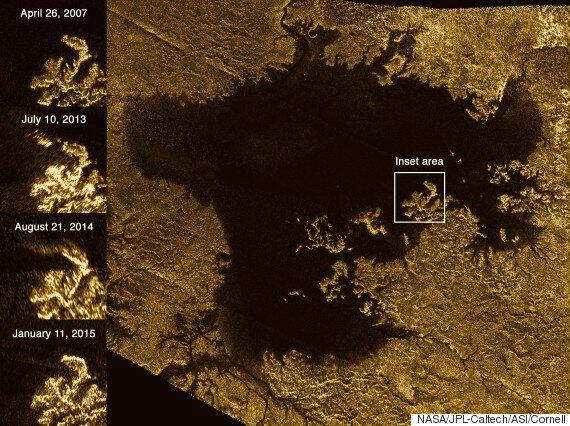 Τα μυστικά του Τιτάνα: «Μαγικό νησί» στο φεγγάρι του Κρόνου αναζωπυρώνει τις ελπίδες για εντοπισμό