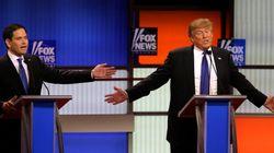 Ο Ντόναλντ Τραμπ μετέτρεψε την τηλεμαχία των Ρεπουμπλικανών σε συζήτηση περί ανδρικών