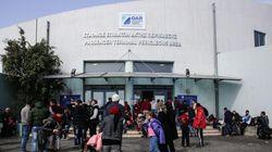 Περίπου 3.000 πρόσφυγες φιλοξενούνται στους επιβατικούς σταθμούς του