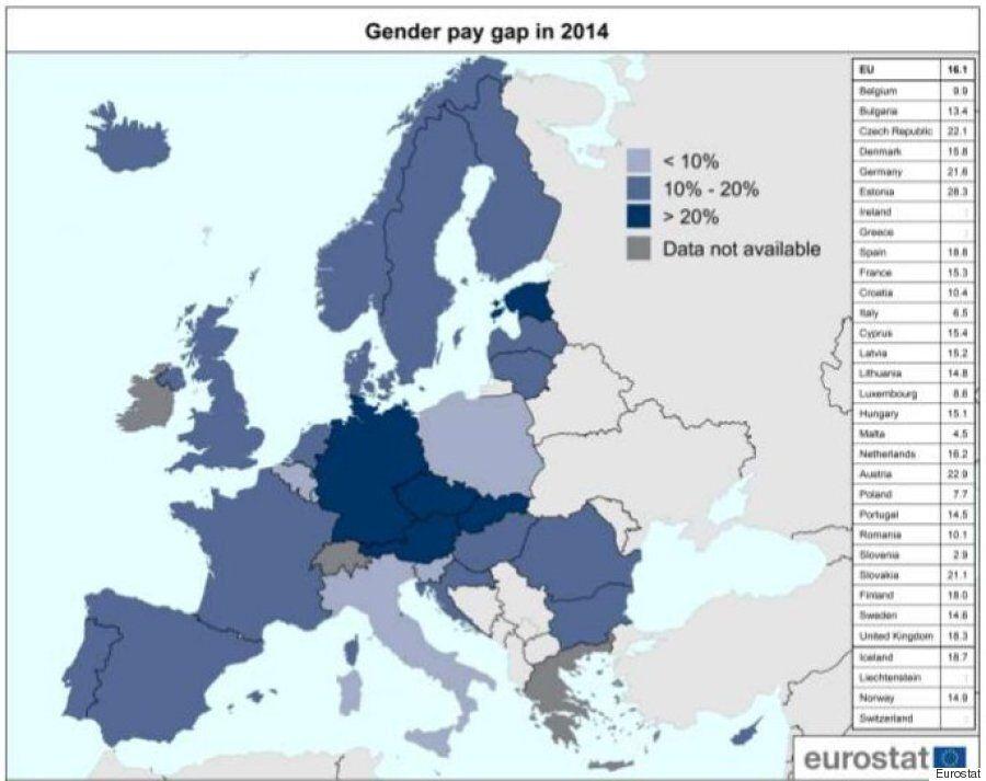 Μισθολογικό χάσμα ανδρών - γυναικών στην Ελλάδα: Αυτός ο