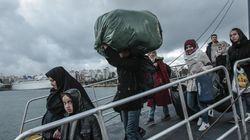 529 πρόσφυγες κατέφτασαν στο λιμάνι του