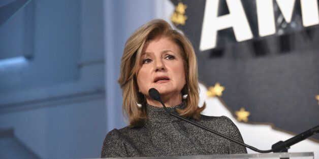 NEW YORK, NY - NOVEMBER 07: Chair, President and Editor-in-Chief, Huffington Post Media Arianna Huffington...