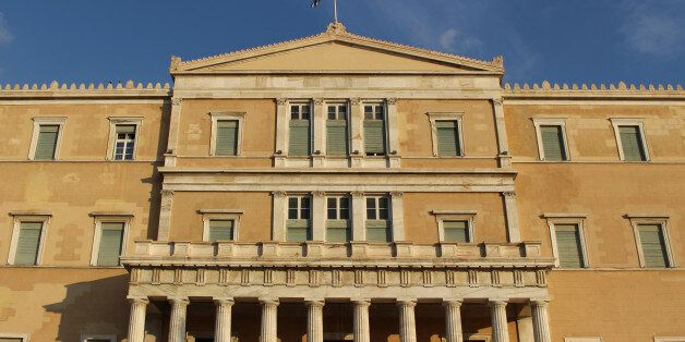The Hellenic Parliament (Vouli ton Ellinon) is the seat of the Greek government, located in the neoclassical...
