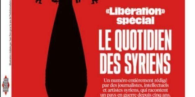 Σήμερα η Liberation είναι αφιερωμένη στους Σύριους δημοσιογράφους και