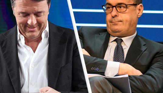 """""""LASCIATO CON UN WHATSAPP"""" - Zingaretti rivela come è finita con"""