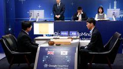 Νίκη των μηχανών επί του ανθρώπου στο «Γκο»: Το AlphaGo της Google νίκησε τον παγκόσμιο