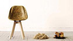 Artichair: Μια καρέκλα φτιαγμένη από